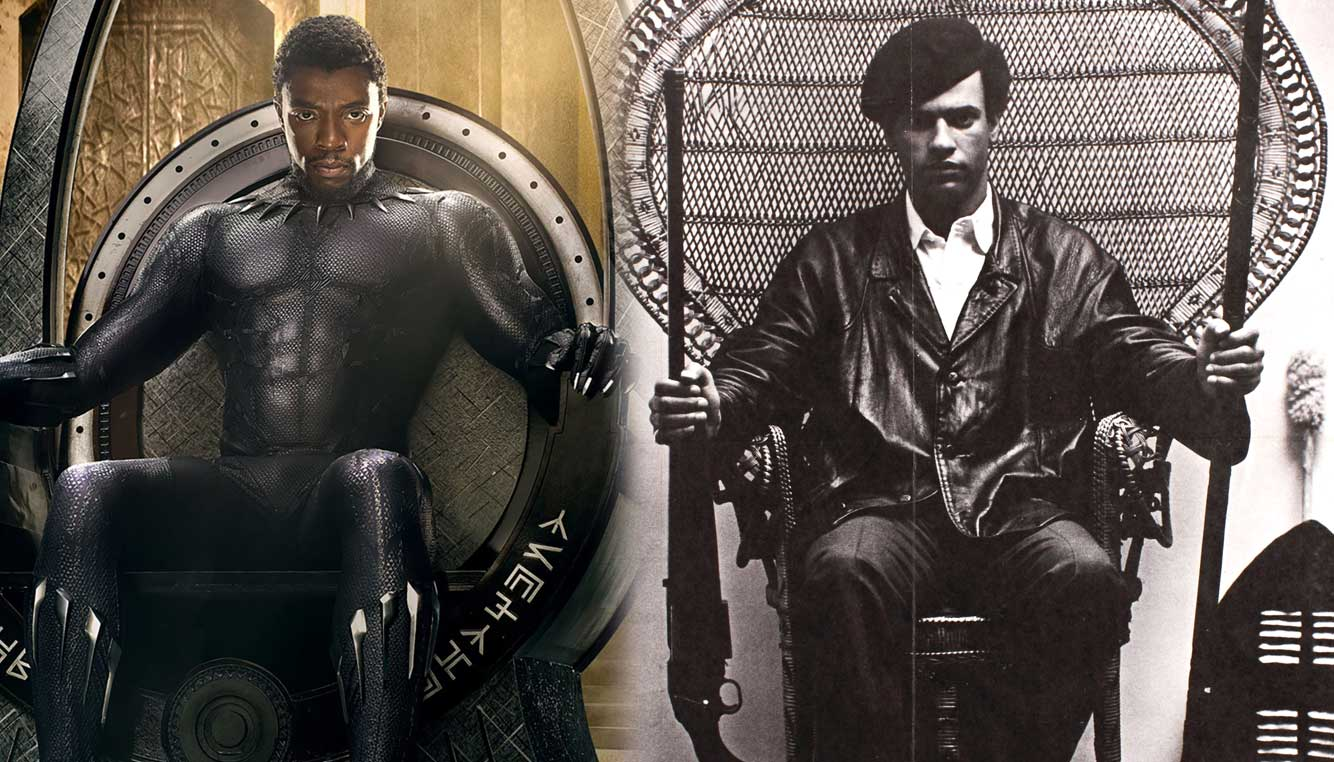 Black Panther Huey