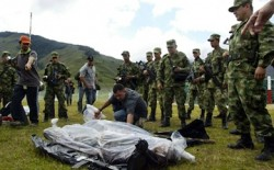 colombian army