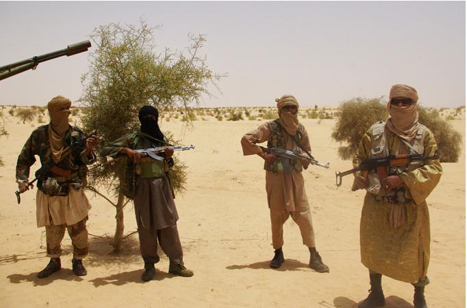 Islamist Mujahedeen