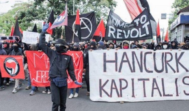 Indonesia anarchists