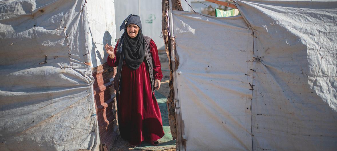 Idlib displaced