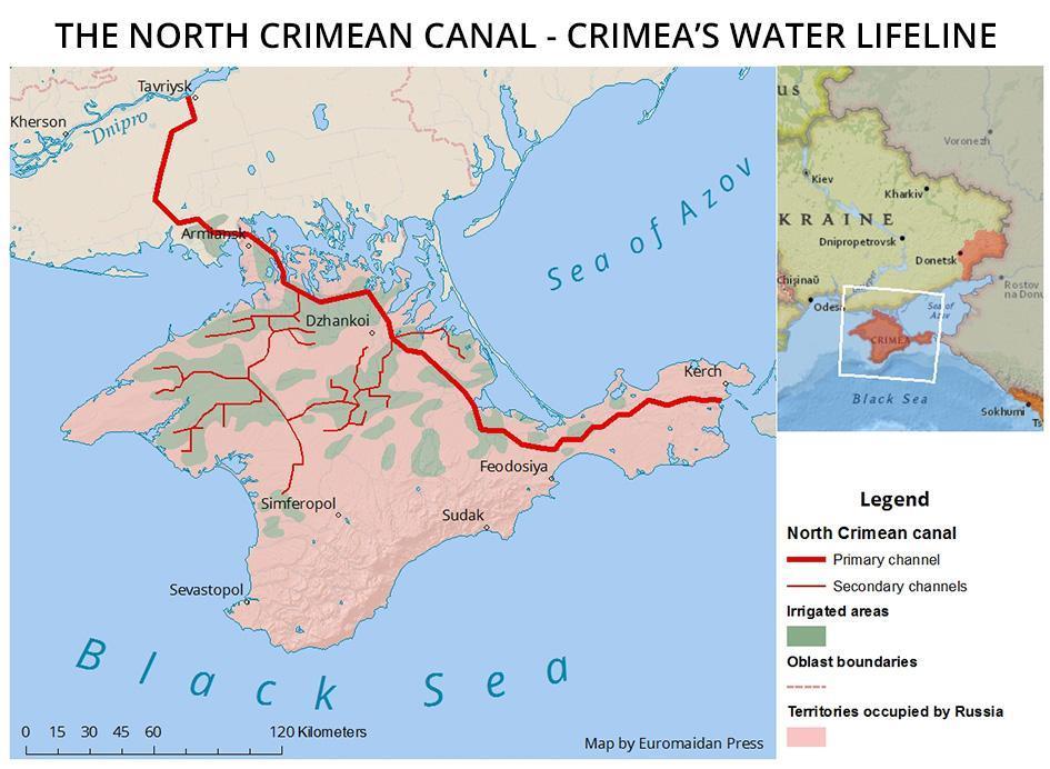 Crimea Canal