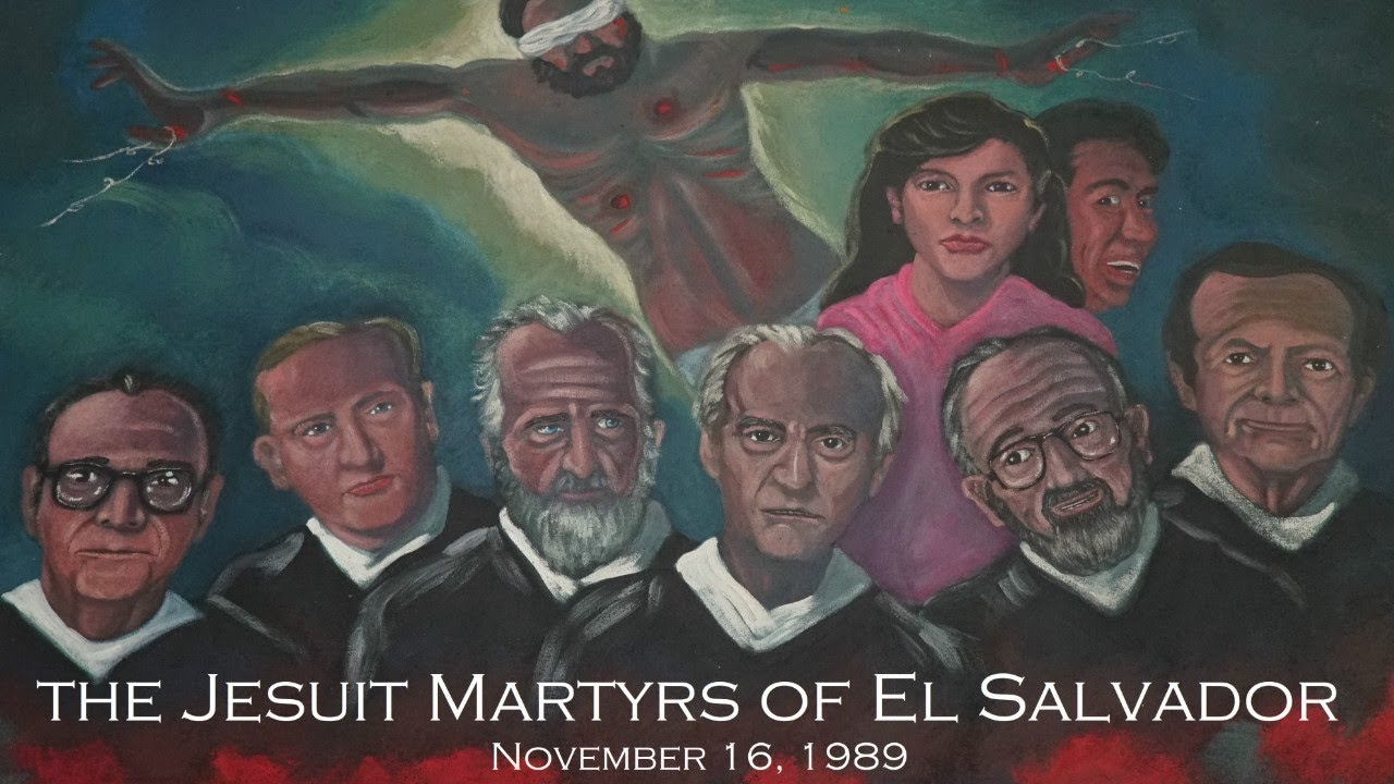 Jesuit massacre