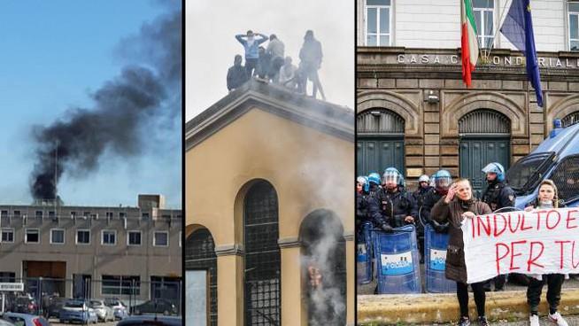 Italy prison revolt