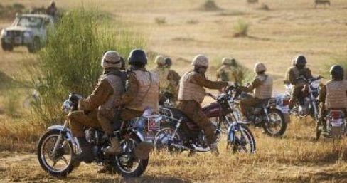 ivorian troops