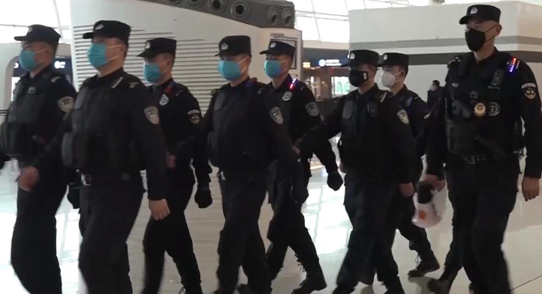 Wuhan police