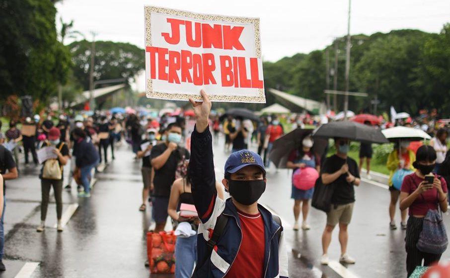 #JunkTerrorBilllNow