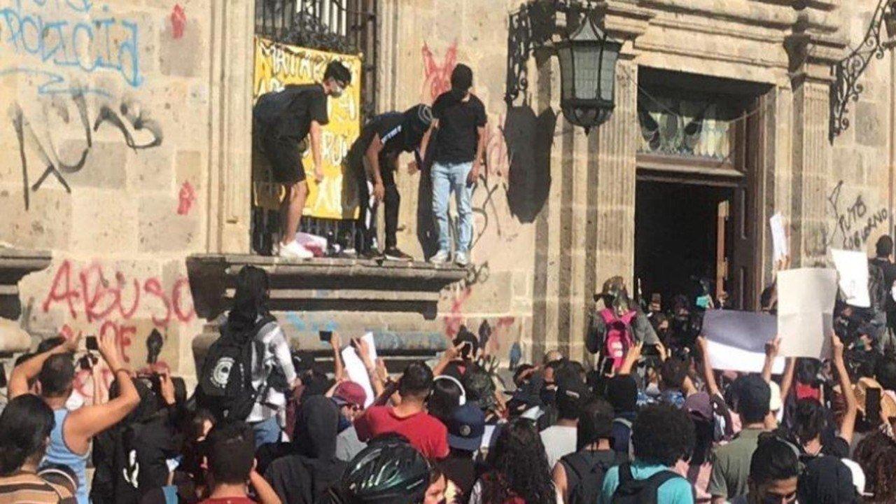 guadalajara protest