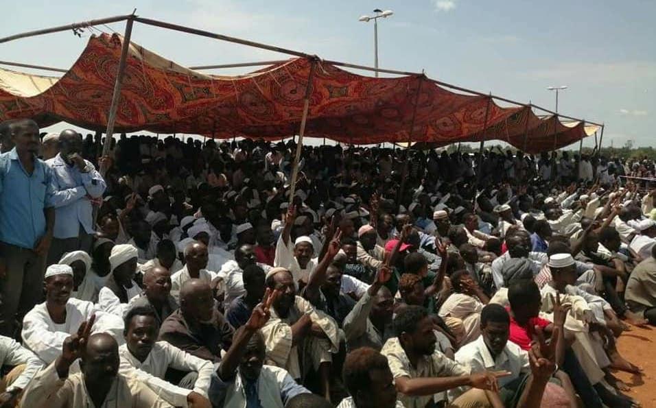 sudan workers