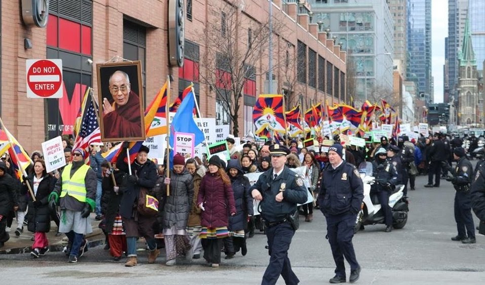 New York Tibetans