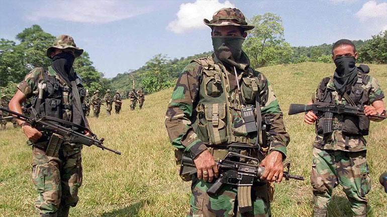 paramilitaries